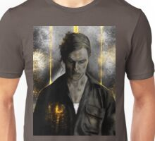 True Detective - Rust Cohle old  Unisex T-Shirt