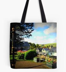 Welcome to Fowey Tote Bag