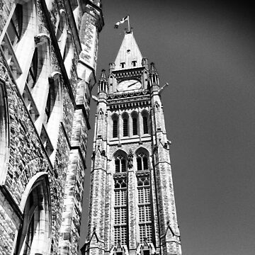 Parliament in Canada by SweetSauce