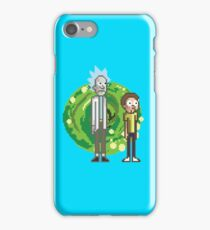 Rick & Morty iPhone Case/Skin