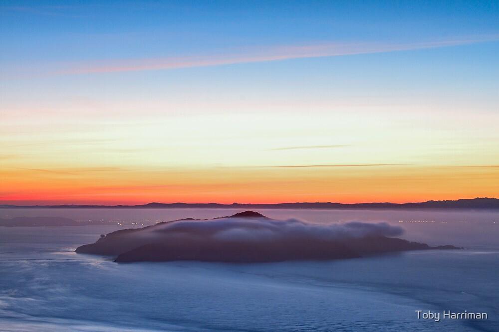 Angel Island by Toby Harriman