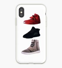Yeezy shoes iPhone Case