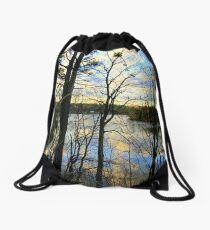 Camouflage ! Drawstring Bag