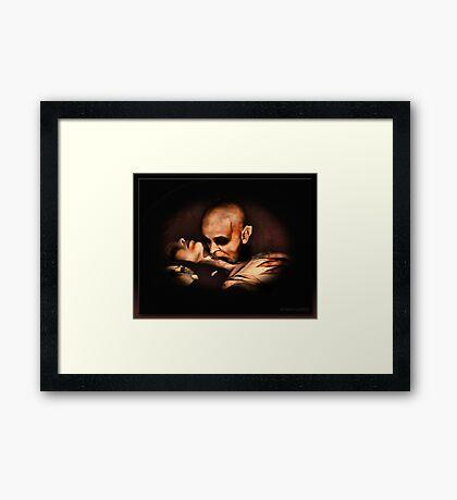 Nosferatu - The Vampire Framed Print