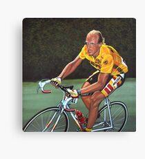 Laurent Fignon Painting Canvas Print