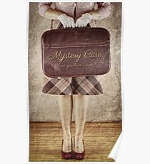Mystery Case. Poster