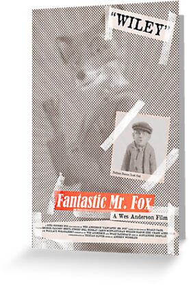 Fantastic Mr. Fox Tabloid by Robert Knight
