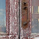 Rusted Door Handle  by Ethna Gillespie