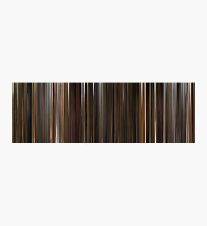 Moviebarcode: Life is a Miracle / Zivot je cudo (2004) Photographic Print