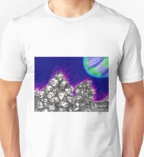 Waiting for the Resurrection (on the Moon) T-Shirt