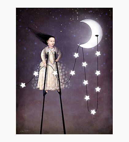 Where the starlight begins Photographic Print
