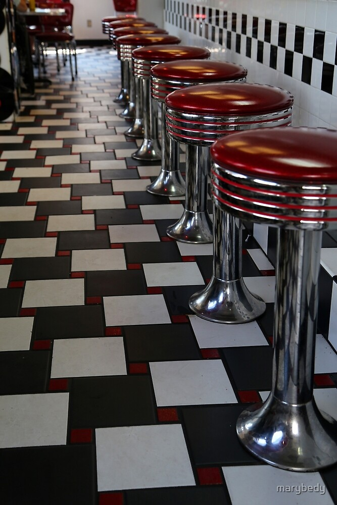 Power's Diner Port Huron by marybedy