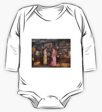 Store - In a general store 1917 One Piece - Long Sleeve