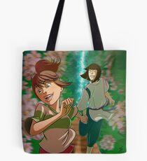 Chihiro & Haku Tote Bag