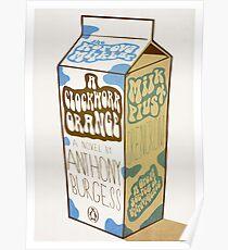 Milk Plus Poster