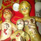 deviant dolls by Thelma Van Rensburg