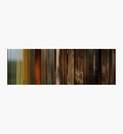 Moviebarcode: Sequence from Apocalypse Now (1979) Photographic Print