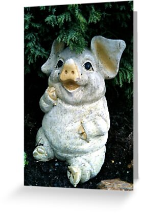 LITTLE MISS PIGGY - SOLD by Colleen2012