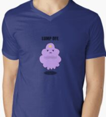Grumpy Space Princess Men's V-Neck T-Shirt
