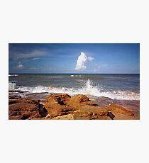 Washington Rocks #7. Flagler County. Photographic Print
