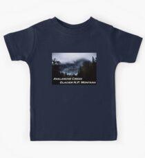 Avalanche Creek, Glacier N.P., Montana Kids Clothes