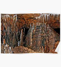 Florida Caverns #2. Marianna. Poster