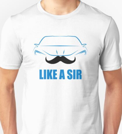 FT86CLUB Like A SIR V3 T-Shirt