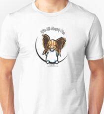 Papillon :: It's All About Me Unisex T-Shirt