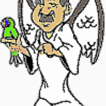 popa angel by spcolsen0297
