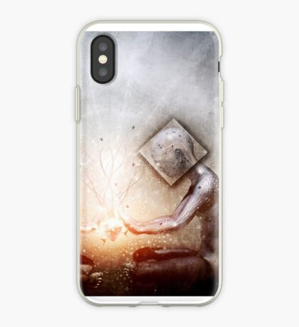 The Body And The Self iPhone Case