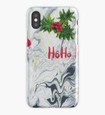 HO HO HO iPhone Case/Skin
