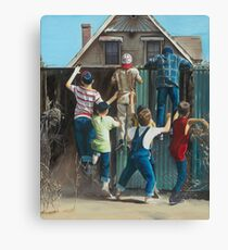 The Sandlot Canvas Print