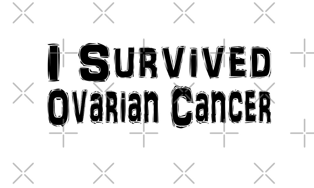 Ovarian Cancer by greatshirts