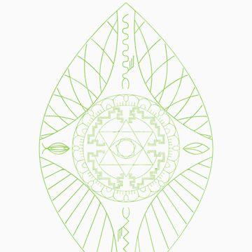 Kuzimu - Mandala by Kuzimu