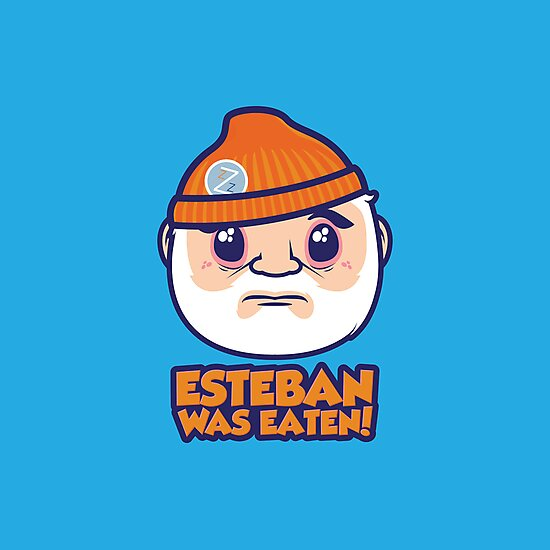 Esteban Was Eaten by j3concepts