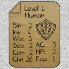 Level 1 - Human [only for Nerd Babies] by Guilherme Bermêo