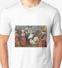 Christmas nativity scene  T-Shirt