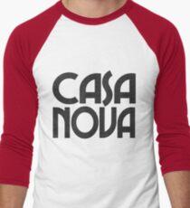 CASANOVA Men's Baseball ¾ T-Shirt