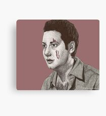Dead Things - Warren Mears - BtVS S6E13 Canvas Print