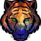 Galaxy Tiger by optimusjimbo