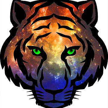 Galaxy Tiger by optimusjimbo