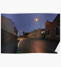 New Road, Kidderminster Poster