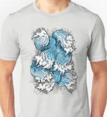 Camiseta ajustada Siete mares