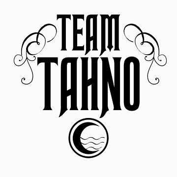 Team Tahno for Light-Colored Shirts and Stickers by Eudaemons