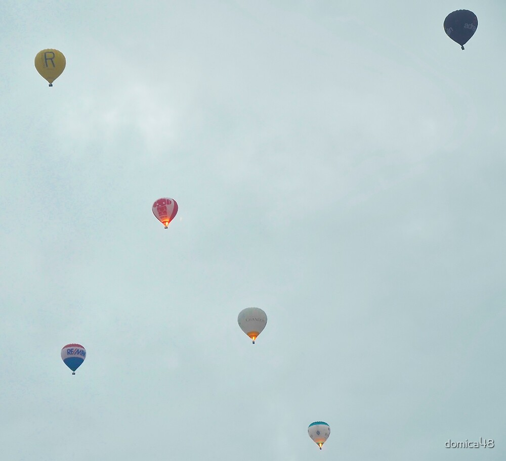 Balloons on High by domica48
