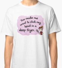Deep Fryer Classic T-Shirt