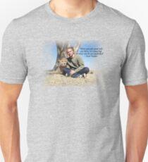 Paul Walker Inspiring Quotes T-Shirt