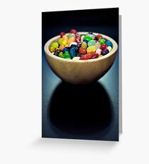 Jelly Belly Greeting Card
