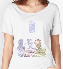 Nine, Ten, Eleven Women's Relaxed Fit T-Shirt