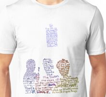 Nine, Ten, Eleven Unisex T-Shirt